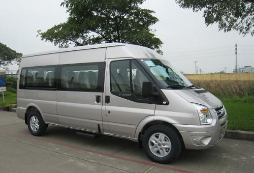 Thuê xe 16 chỗ ở Hà Nội  giá rẻ nhất xe cực chất 1