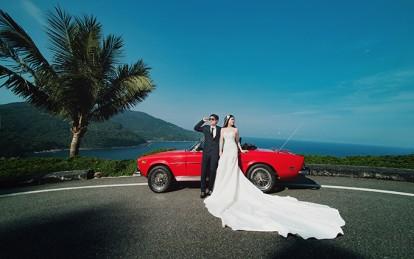 ảnh xe cưới